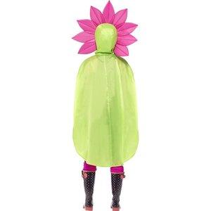 Poncho Fleur