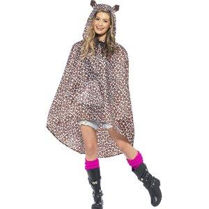 Poncho Leopardo
