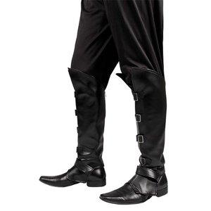 Stiefel mit Metallschnallen - Pirat