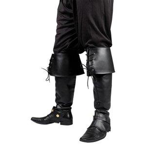 Edle Stiefelstulpen Ryder - Schuhbänder - vorne