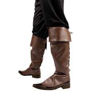 Stiefel Schuhbänder - hinten