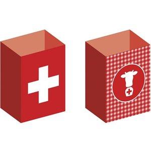 Sac lumière: Suisse / Premier août (3 pièces)