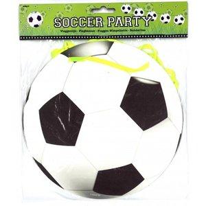 Wimpelkette Fussball