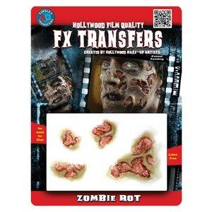 Faulendes Zombie - 3D Tattoo