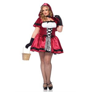 Petit Chaperon Rouge Gothic - Plus