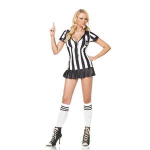 Arbitre sportif  L'Arbitre Sexy