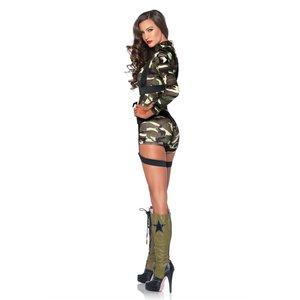 Militär - Sexy Commander