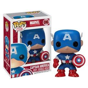 POP! - Marvel Comics: Captain America