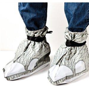 Festival Feet - Plastikschuhe Elefant