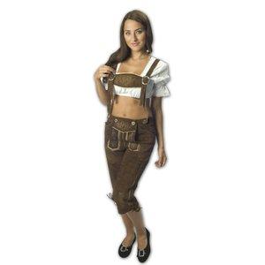 Oktoberfest - Bayrische Lederhosen Vicki