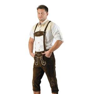Oktoberfest Tracht - Bayrisches Trachtenhemd Jürg