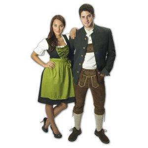Oktoberfest Tracht - Bayrischer Wolljanker Hans