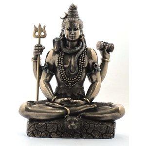 Indischer Gott Shiva