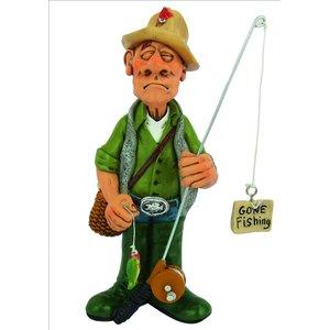Funny Job - Angler