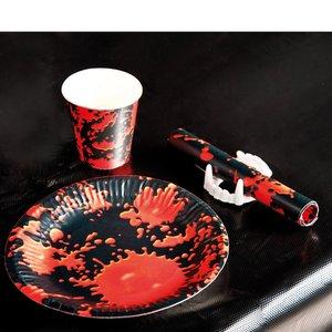 Halloween - Blut (19er Set)