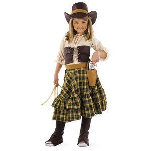 Cowboy Mädchen