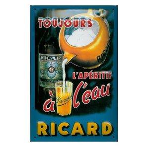 Ricard: Toujour L'apéritiv A L'eau