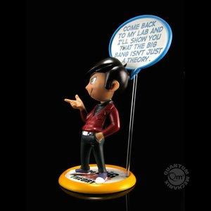 The Big Bang Theory: Q-Pop - Howard Wolowitz