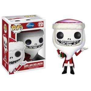 POP! - Nightmare before Christmas: Santa Jack Skellington