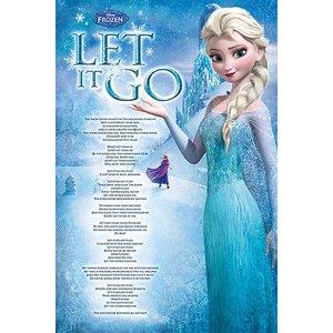 Frozen - Il regno di ghiaccio: Parole Let it Go