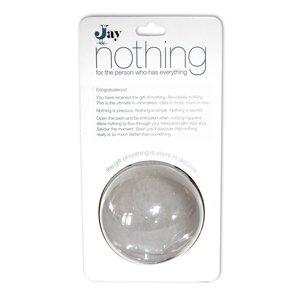 Nothing - Niente, per la persona che ha tutto