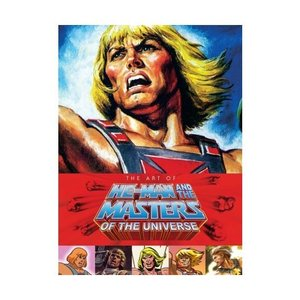 Masters Of The Universe - Artbook: He-Man And The Masters Of The Universe