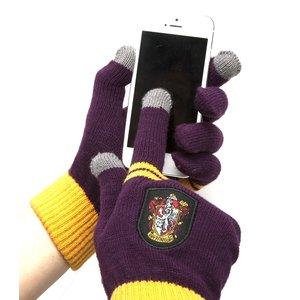 Harry Potter E-Touch Handschuhe Gryffindor Purple