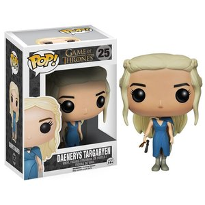 POP! - Game Of Thrones: Daenerys in Blue Gown