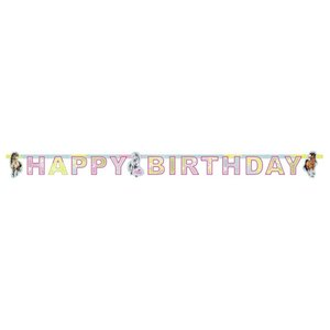 Banner Pferd - Happy Birthday