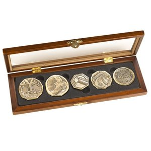 Der Hobbit: Dwarven Treasure - Münzen Set