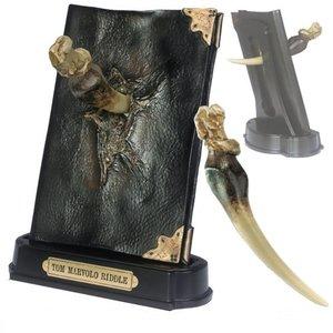 Harry Potter: 1/1 Tom Riddles Tagebuch mit Basilisk-Reisszahn