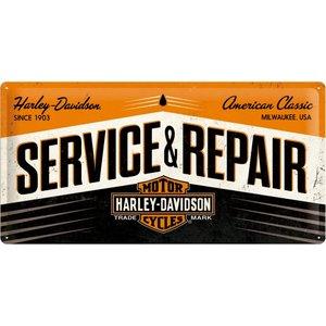 Harley-Davidson: Service & Repair