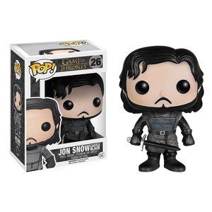 POP! Game of Thrones: Jon Snow Castle Black