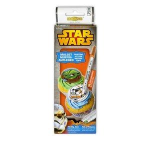 Star Wars Muffinaufleger & Stifte