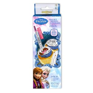 La Reine des neiges Muffin-Set