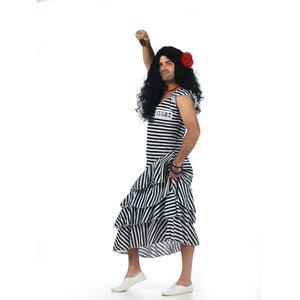 Robe Prisonnier Flamenco