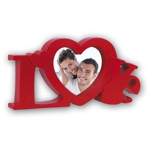 Marbella Love Rot - 10x10 cm