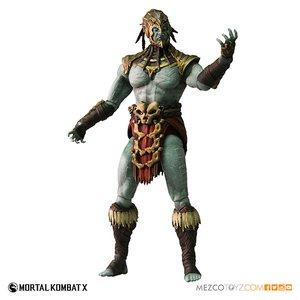 Mortal Kombat X: Serie 2 Kotal Kahn