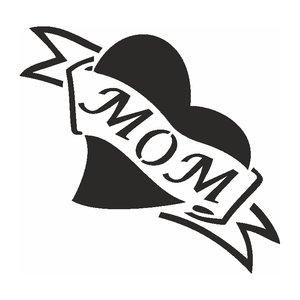 Selbstklebend - Mom