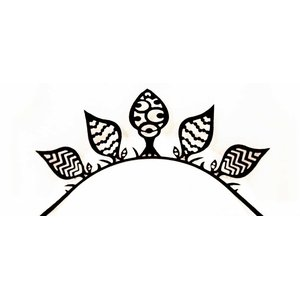 Black Leaves - Blätter