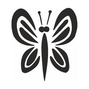 Selbstklebend - Schmetterling