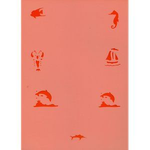 Tattoo - Sea-Animals - Meer DIN A5