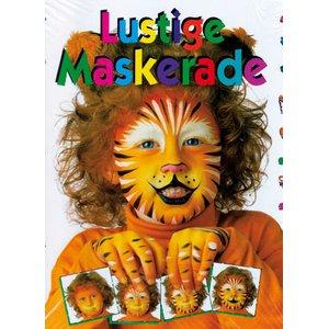 Lustige Maskerade