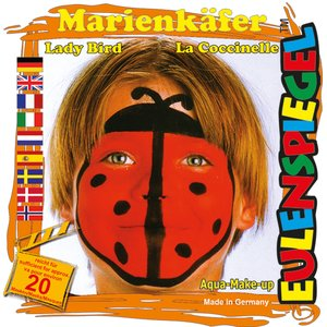 Motiv-Set: Marienkäfer