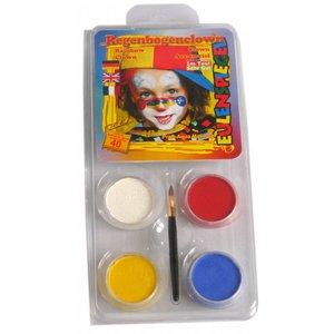 Kit a tema: Clown arcobaleno