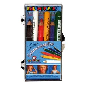 6 Schminkstifte
