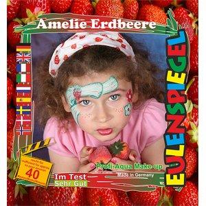 Motiv-Set: Amelie Erdbeere