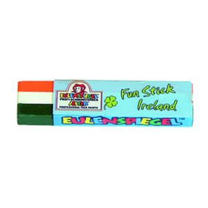 Fan-Stick (orange/blanc/vert) - Irlande