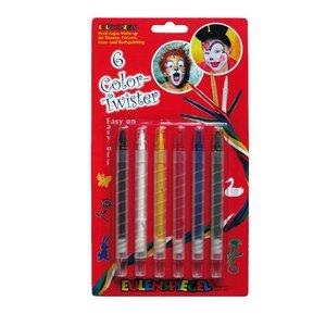 6 Color Twister
