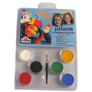 Junior Schmink Palette Starter Kit
